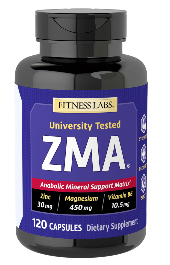 ZMA 450mg 120 capsules